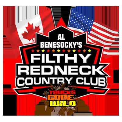 JULY 25-28, 2019 - FILTHY REDNECK COUNTRY CLUB - WALDRON SASKATCHEWAN, CANADA