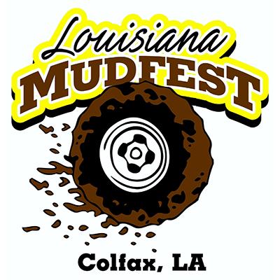 APRIL 22-25, 2021 - LOUISIANA MUDFEST - COLFAX, LA
