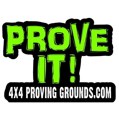 AUG. 31 - SEP. 3, 2018 - 4X4 PROVING GROUNDS - LEBANON, ME