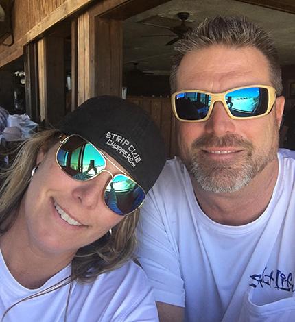 Terry and Cindi Freeman